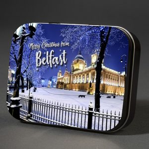 Belfast Christmas Tin